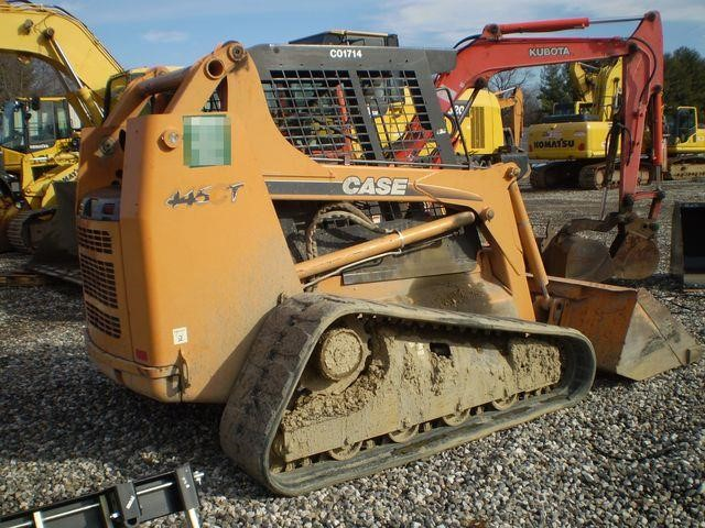 Detail photo of 2006 Case 445CT from Construction Equipment Guide
