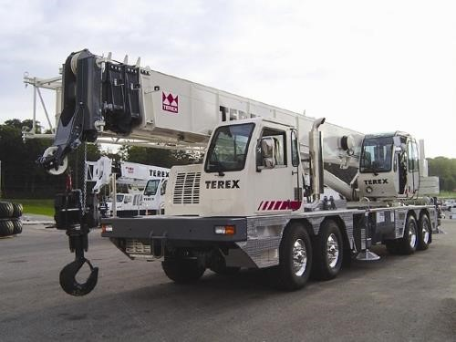Detail photo of 2018 Terex T 560-1 from Construction Equipment Guide