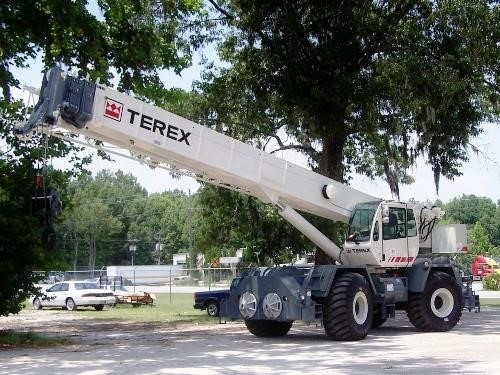 Detail photo of 2018 Terex RT 555 from Construction Equipment Guide