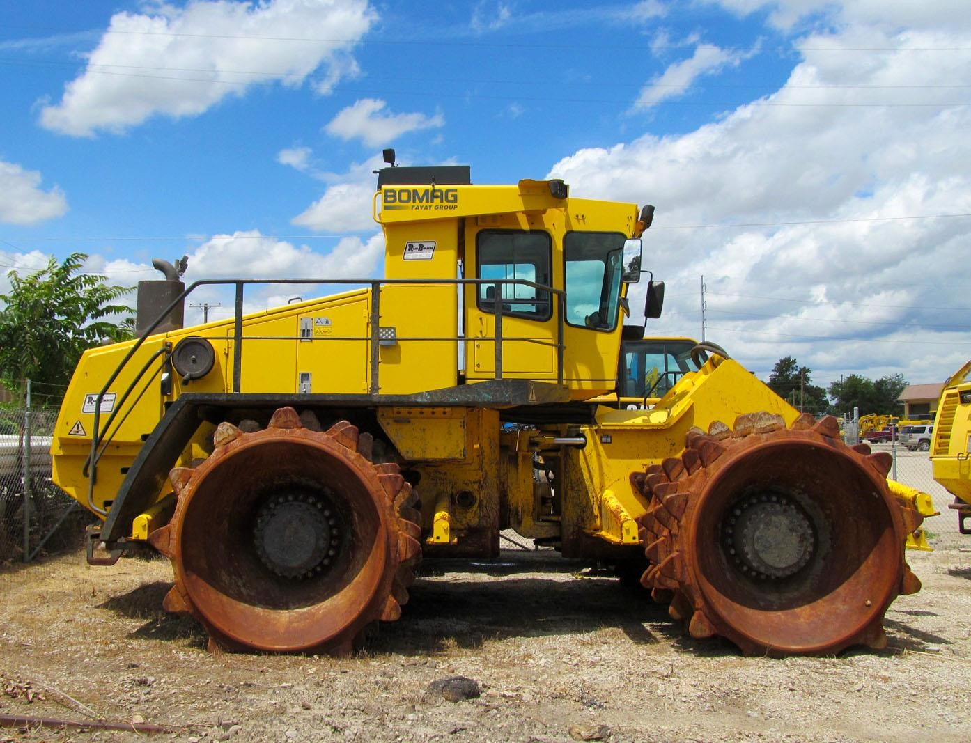 Detail photo of 2006 Bomag BC 1172 RB from Construction Equipment Guide