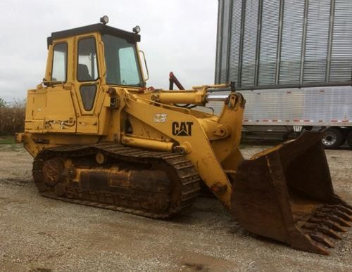 Detail photo of 1998 Caterpillar 963B from Construction Equipment Guide