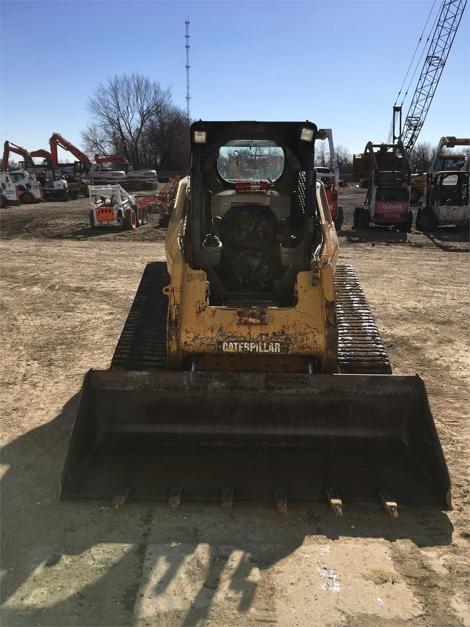 Detail photo of 2008 Caterpillar 297C from Construction Equipment Guide