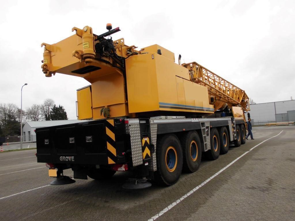 Detail photo of 2014 Grove GMK6350 from Construction Equipment Guide