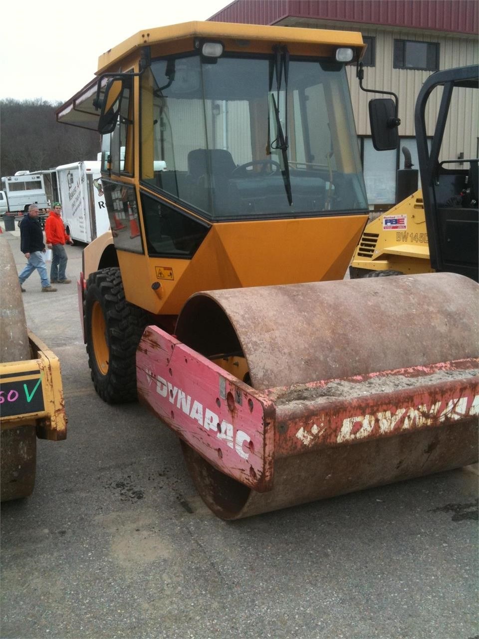 Detail photo of 2002 Dynapac CA152 from Construction Equipment Guide