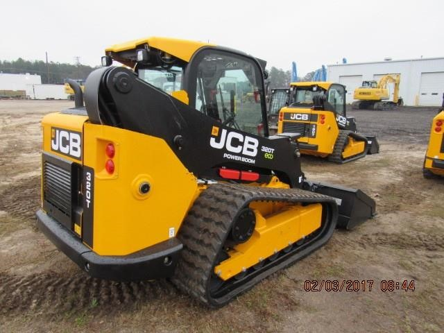 Detail photo of 2017 JCB 320T from Construction Equipment Guide