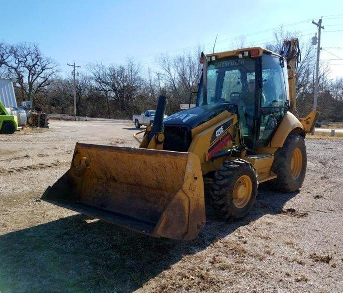 Detail photo of 2007 Caterpillar 420E from Construction Equipment Guide