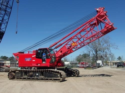 Detail photo of 2007 Manitowoc 12000 from Construction Equipment Guide