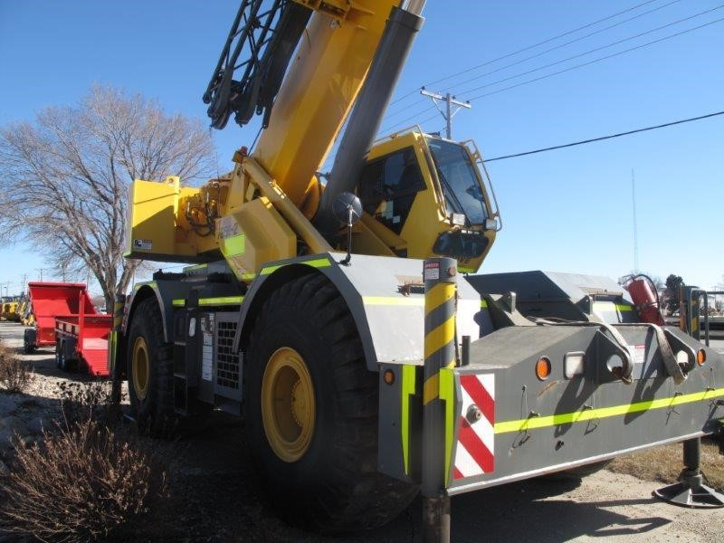 Detail photo of 2012 Grove RT765E2 from Construction Equipment Guide