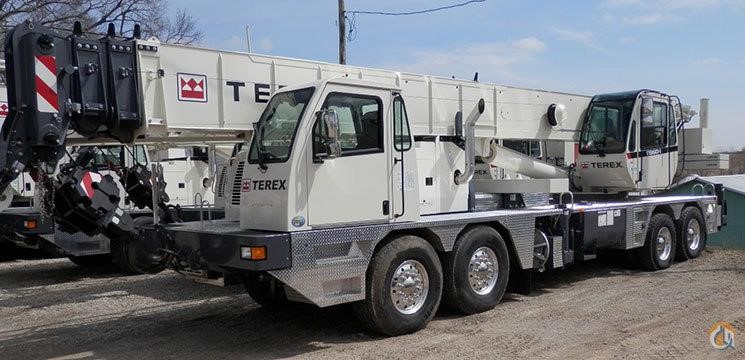 Detail photo of 2015 Terex T 560-1 from Construction Equipment Guide
