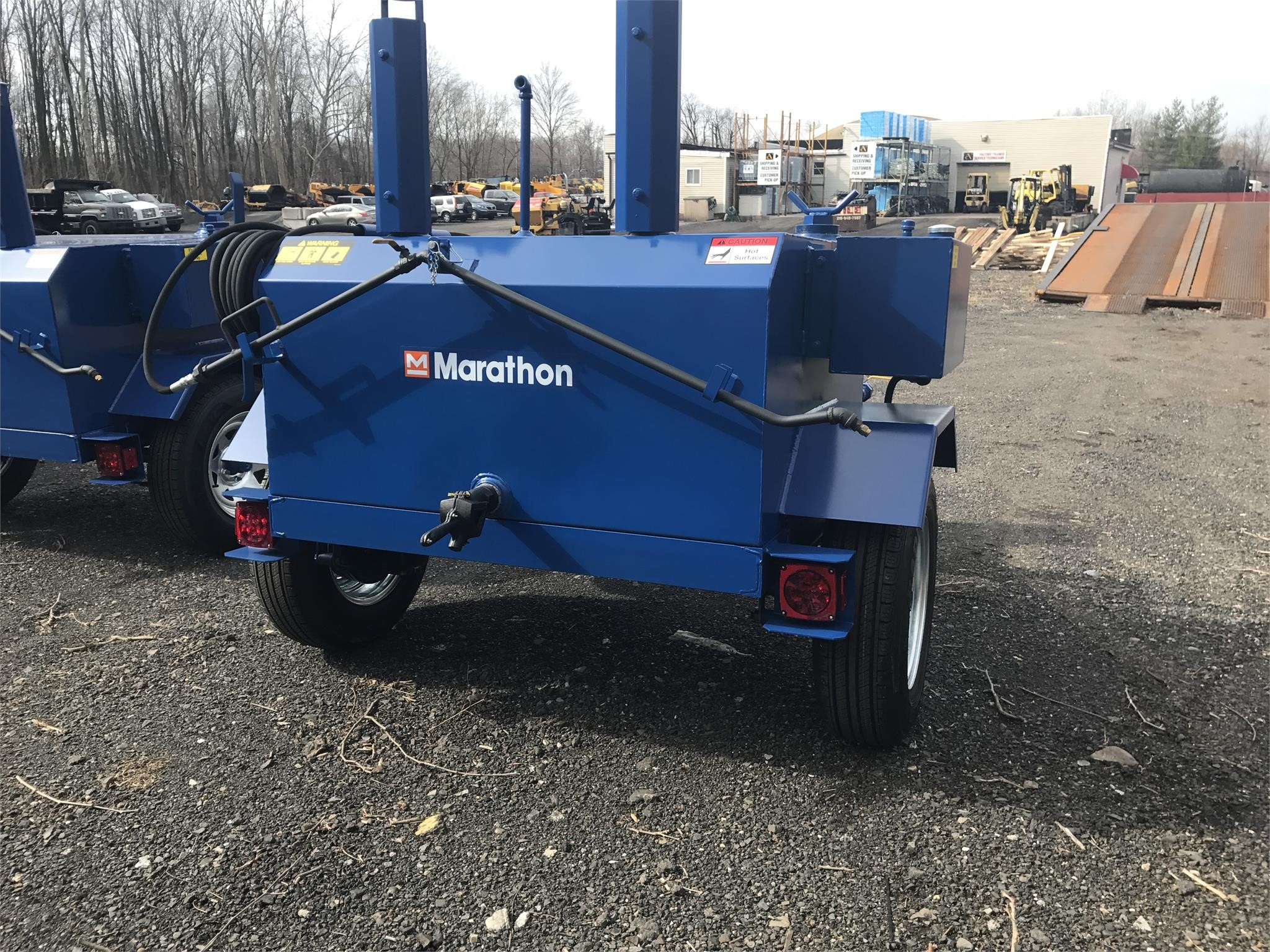 Detail photo of 2017 MARATHON TPS210T from Construction Equipment Guide