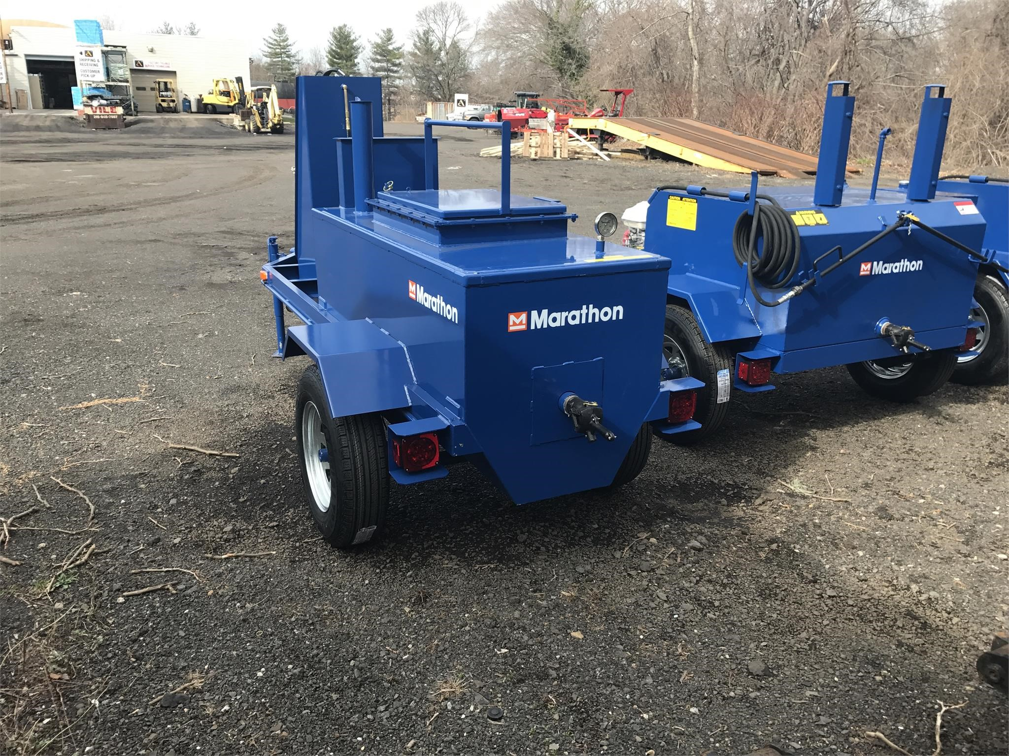 Detail photo of 2017 MARATHON KEB115T from Construction Equipment Guide