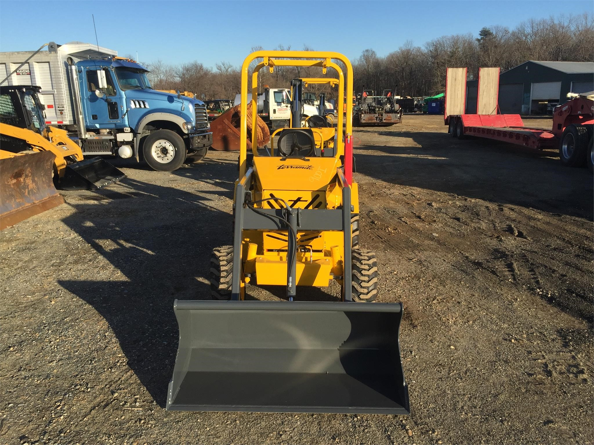 Detail photo of 2017 Terramite T5 from Construction Equipment Guide