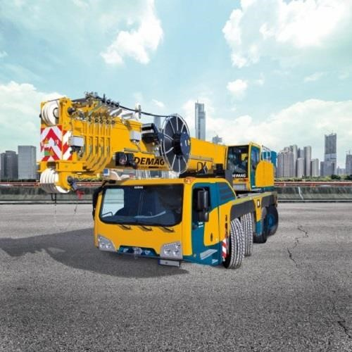 Detail photo of 2017 Terex AC100/4L from Construction Equipment Guide