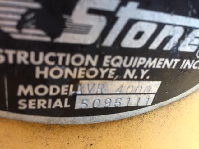Detail photo of  Stone WOLFPAC 4000 from Construction Equipment Guide