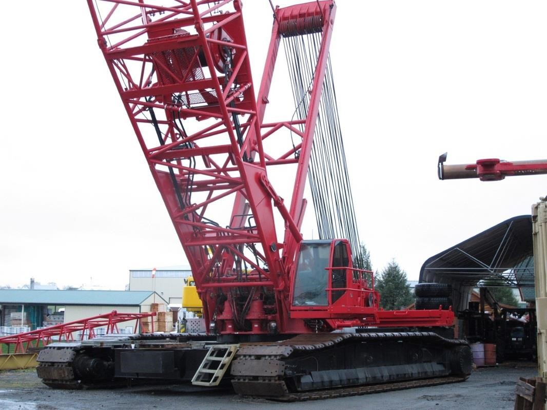 Detail photo of 2010 Manitowoc 16000 from Construction Equipment Guide