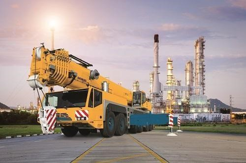 Detail photo of 2017 Demag AC250-6 from Construction Equipment Guide
