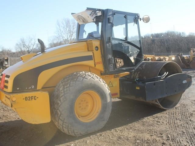 Detail photo of 2006 JCB VIBROMAX VM132D from Construction Equipment Guide