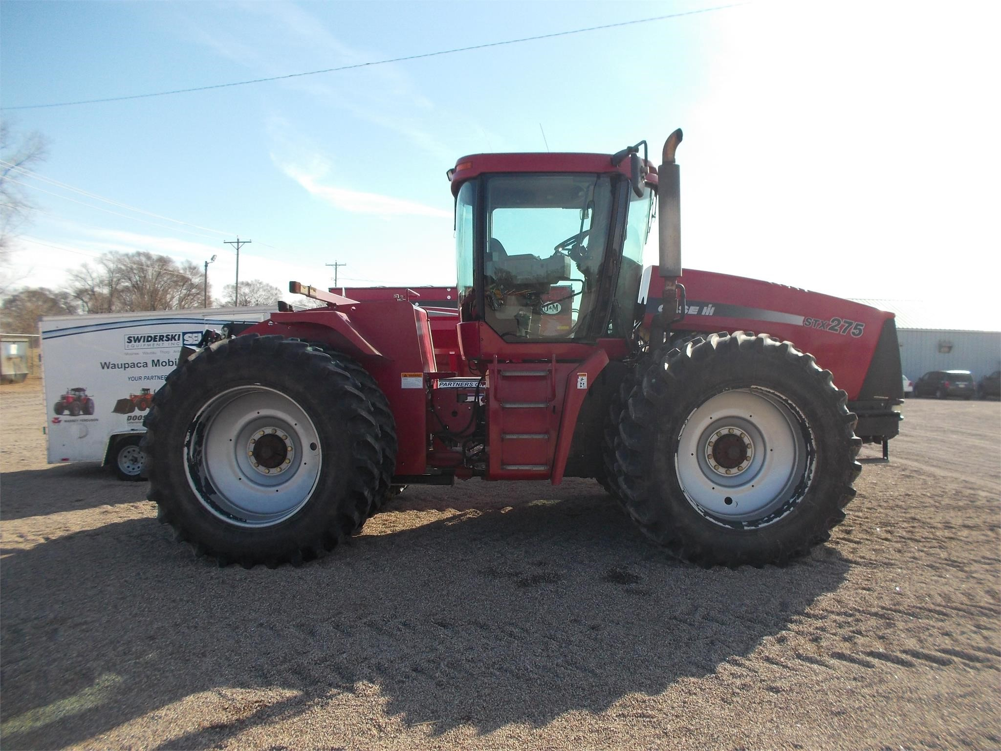 Detail photo of 2002 Case IH STX275 from Construction Equipment Guide