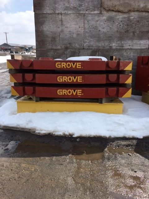 Detail photo of 2008 Grove GMK5275 from Construction Equipment Guide