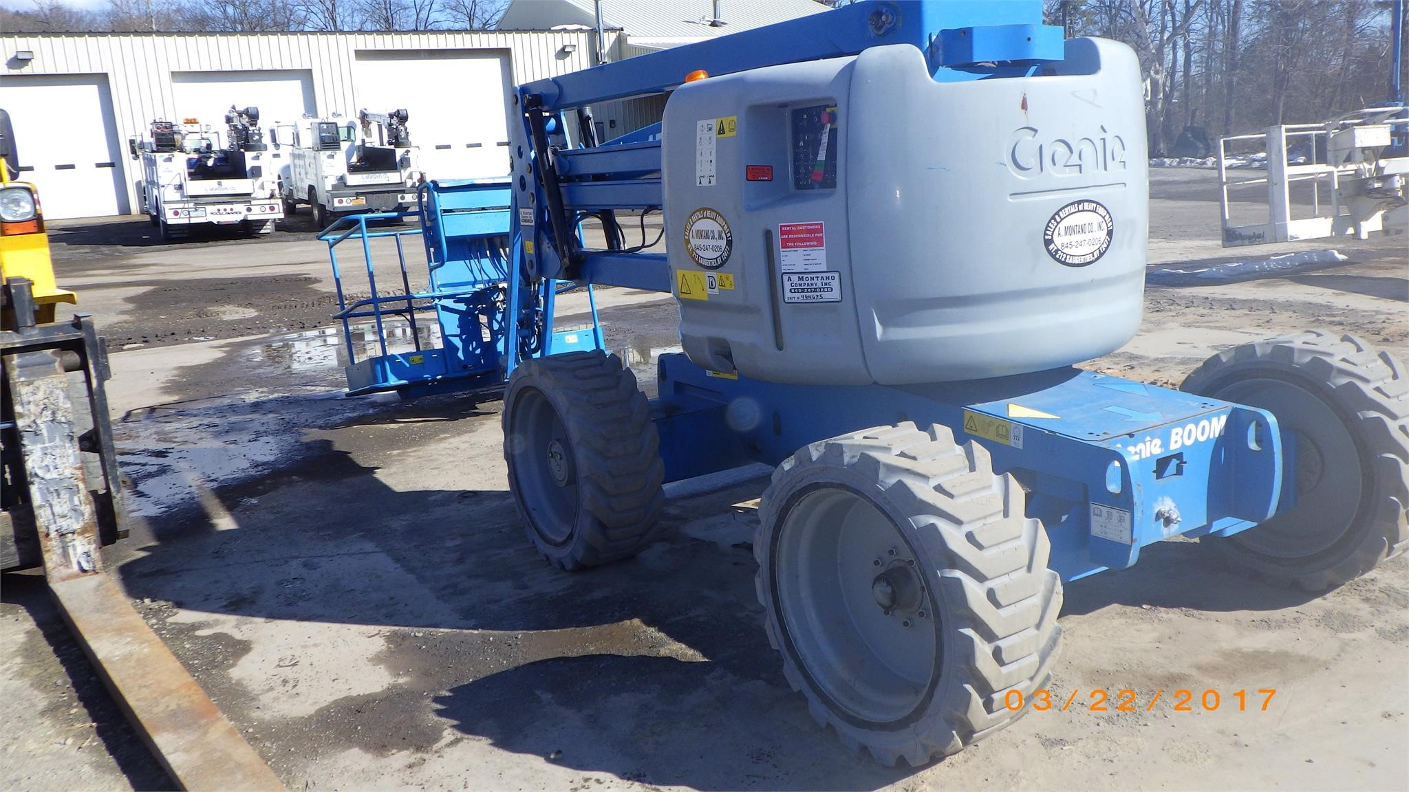 Detail photo of 2012 Genie Z-45/25J IC from Construction Equipment Guide