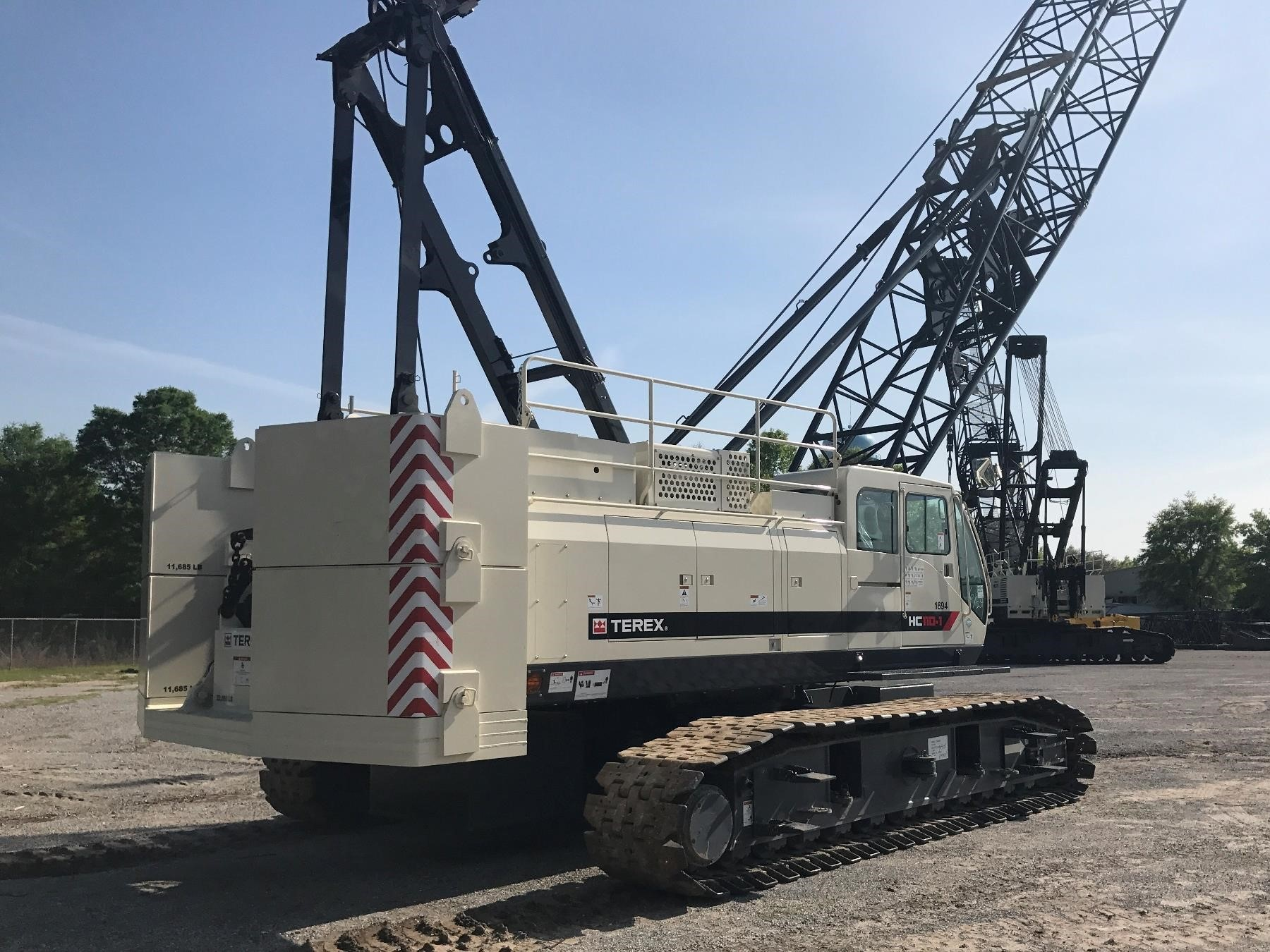 Detail photo of 2017 Terex HC110-1 from Construction Equipment Guide