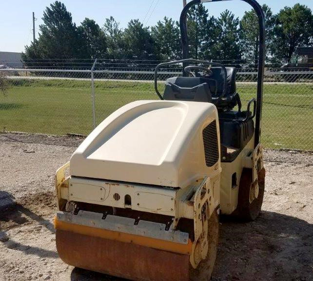 Detail photo of 2007 Ingersoll Rand DD24 from Construction Equipment Guide