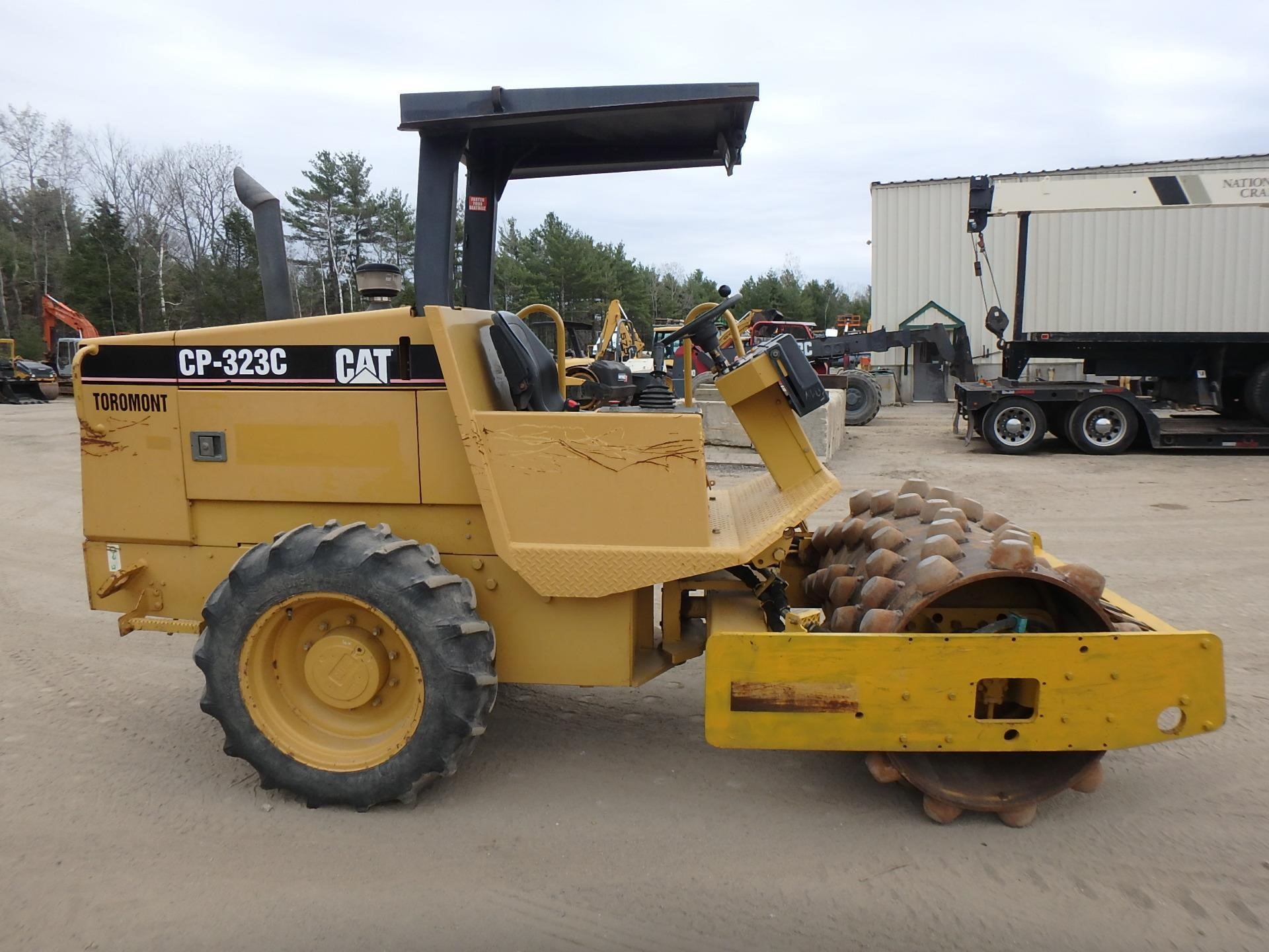 Detail photo of 2005 Caterpillar CP-323C from Construction Equipment Guide