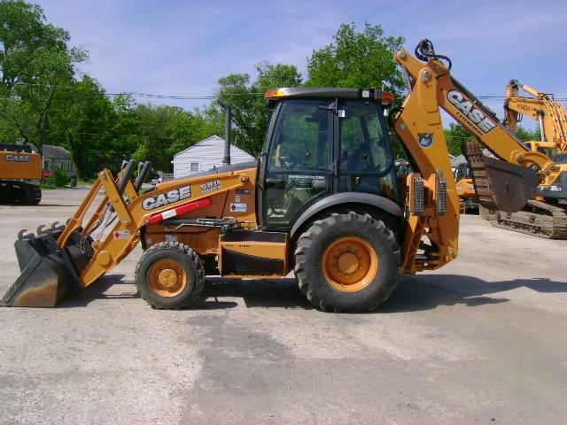 Detail photo of 2014 Case 580 SN from Construction Equipment Guide