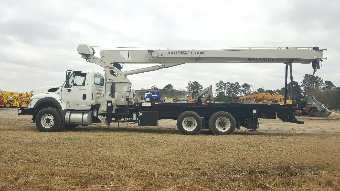 Detail photo of 2011 National NBT30H from Construction Equipment Guide
