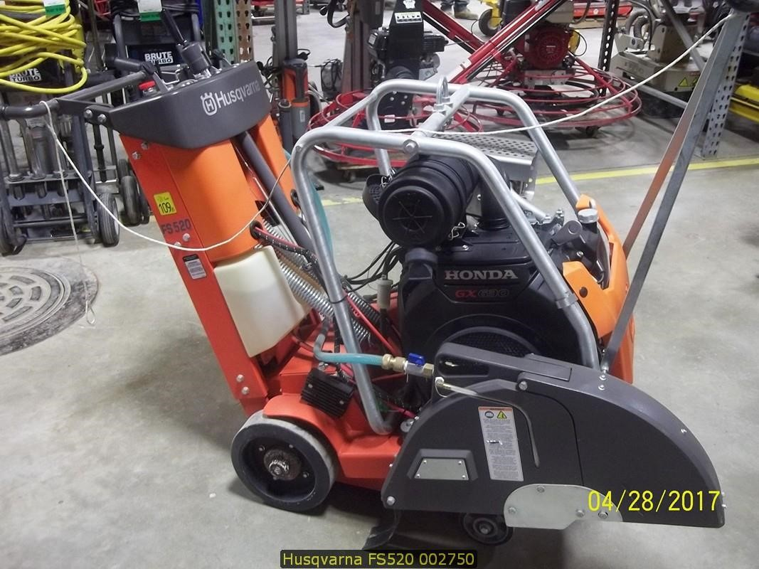 Detail photo of 2013 Husqvarna FS520 from Construction Equipment Guide