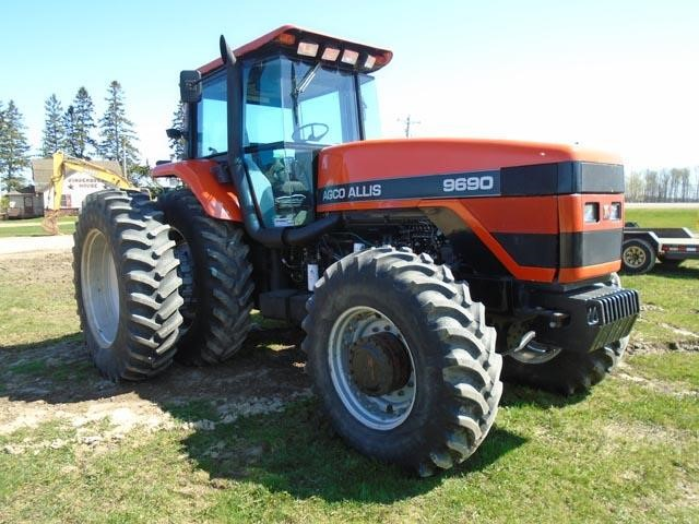 Detail photo of 1993 AGCO 9690 from Construction Equipment Guide