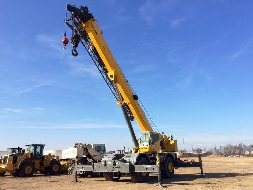 Detail photo of 2010 Grove RT880E from Construction Equipment Guide