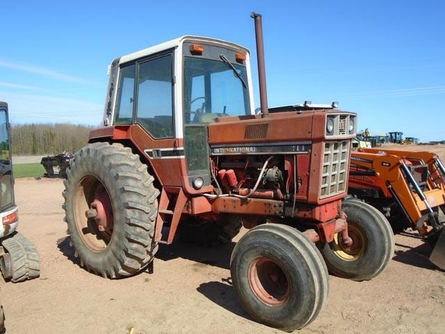 Detail photo of 1978 International 1586 from Construction Equipment Guide