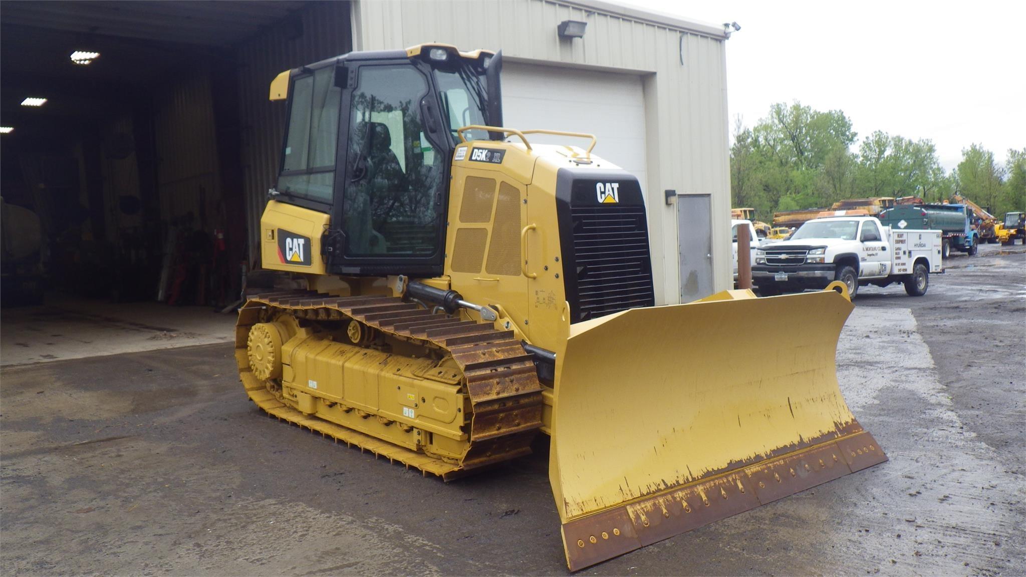 Detail photo of 2016 Caterpillar D5K XL II from Construction Equipment Guide