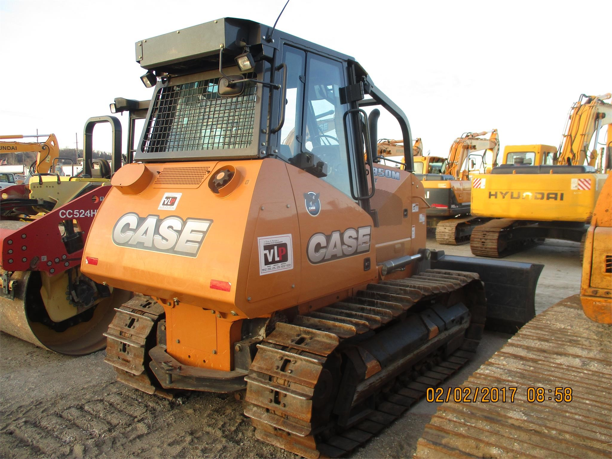 Detail photo of 2014 Case 850M LT from Construction Equipment Guide