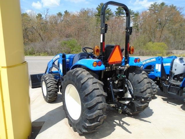 Detail photo of 2017 New Holland BOOMER 33 from Construction Equipment Guide