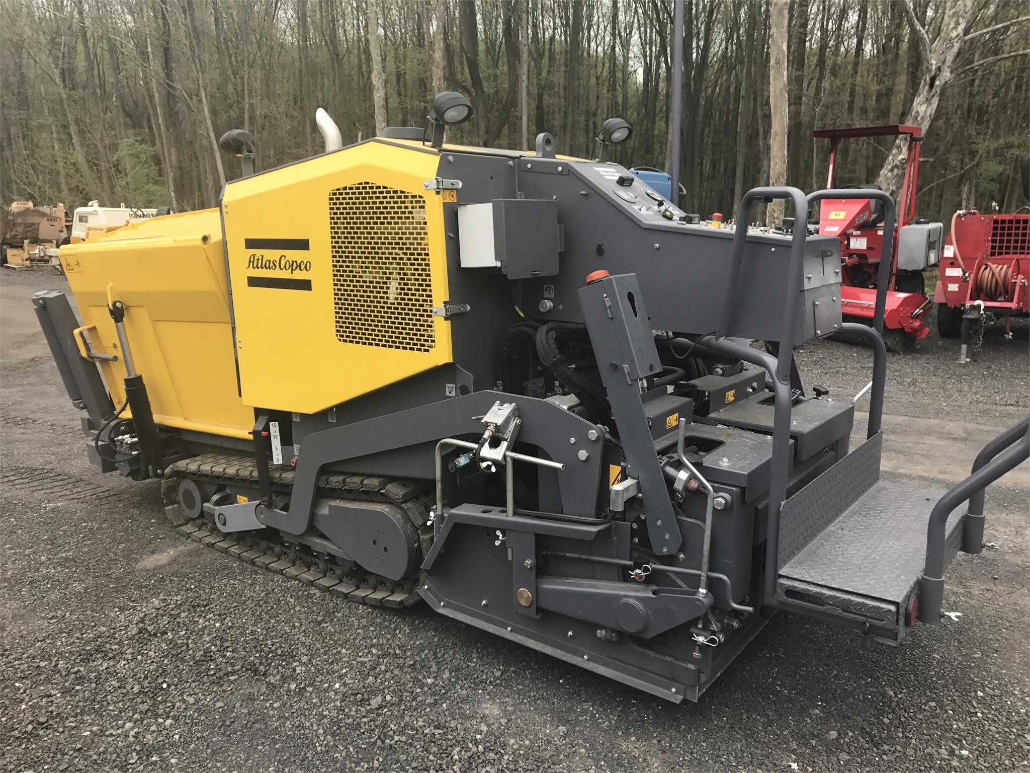 Detail photo of 2016 Dynapac F1200C from Construction Equipment Guide