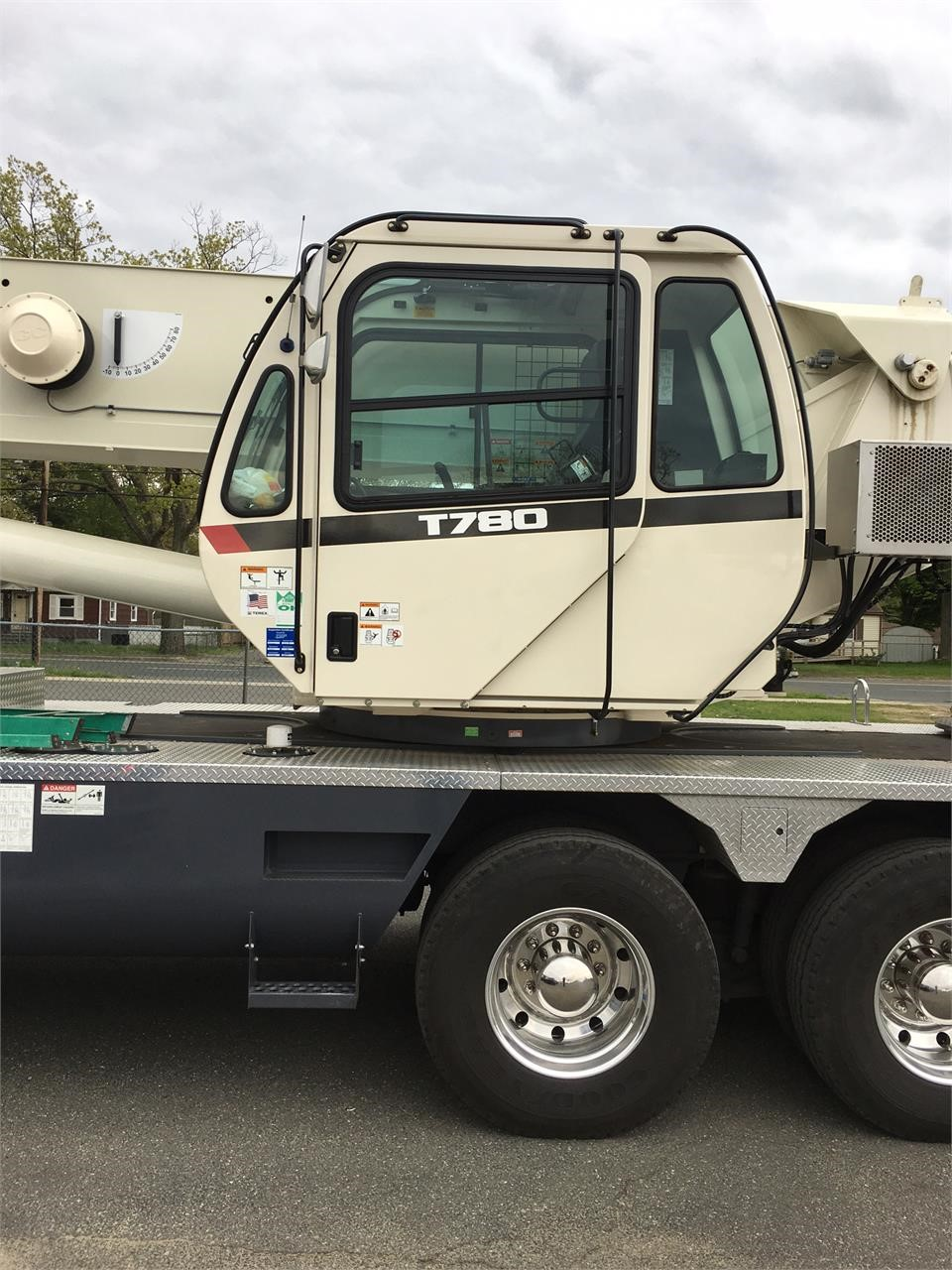 Detail photo of 2014 Terex T 780 from Construction Equipment Guide