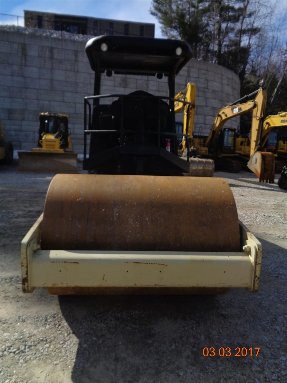 Detail photo of 2006 Ingersoll Rand SD77DX from Construction Equipment Guide
