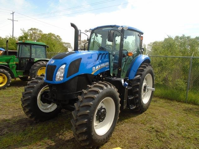 Detail photo of 2017 New Holland TS6.140 from Construction Equipment Guide