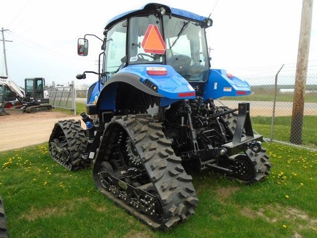 Detail photo of 2017 New Holland T5.120 from Construction Equipment Guide