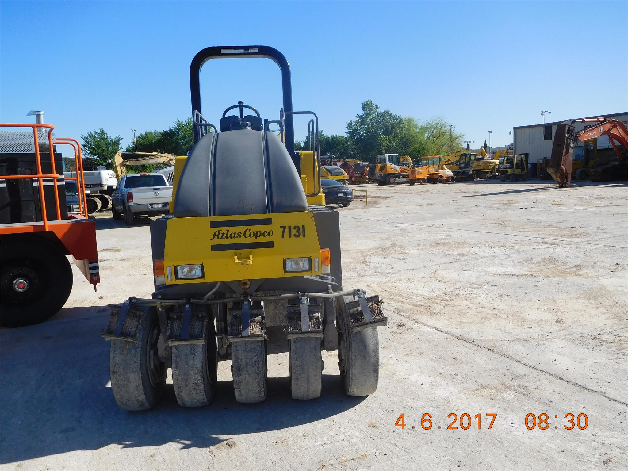 Detail photo of 2015 Dynapac CP142 from Construction Equipment Guide
