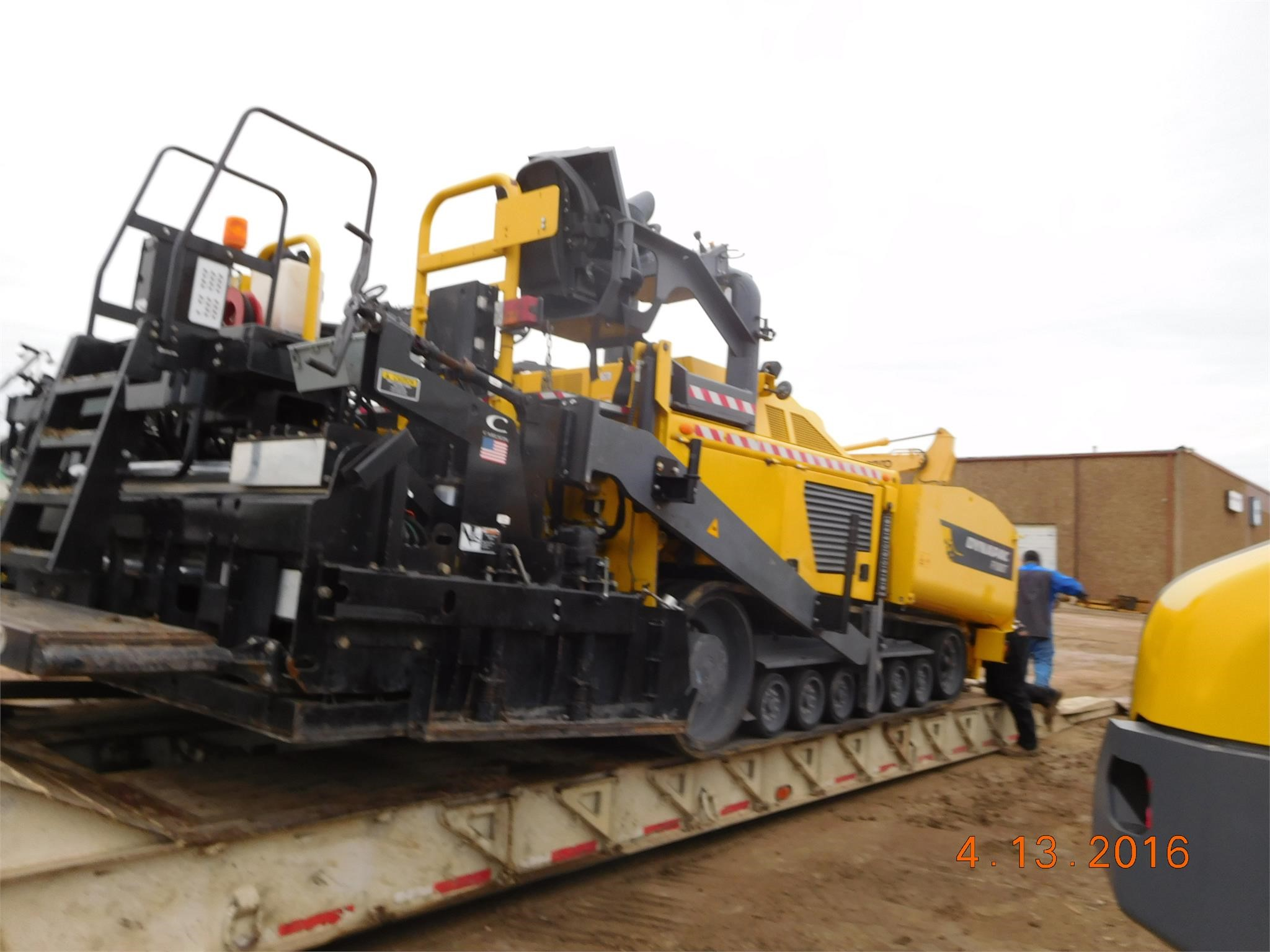 Detail photo of 2014 Dynapac F1000T from Construction Equipment Guide