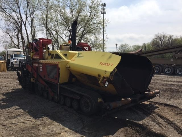 Detail photo of 2013 Dynapac F1000T from Construction Equipment Guide