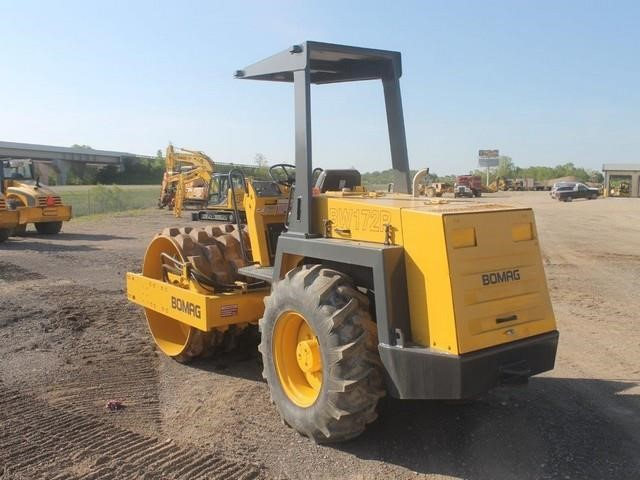 Detail photo of 1990 Bomag BW172PD from Construction Equipment Guide