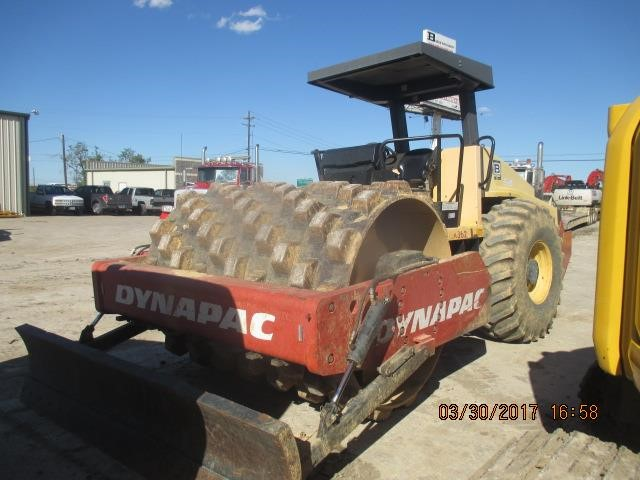 Detail photo of 2009 Dynapac CA362PD from Construction Equipment Guide