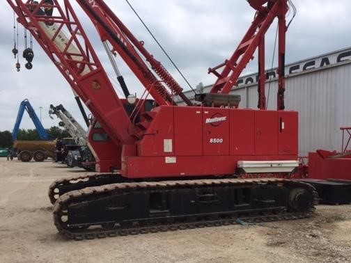 Detail photo of 2007 Manitowoc 8500 from Construction Equipment Guide