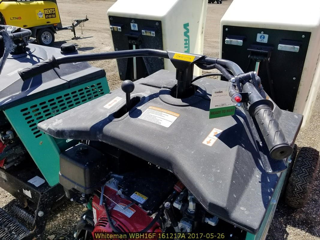 Detail photo of 2017 Whiteman WBH16F from Construction Equipment Guide