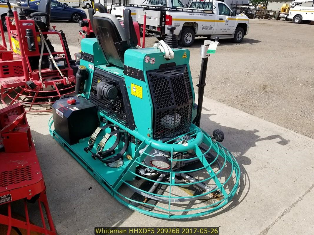 Detail photo of 2016 Multiquip HHXDF5 from Construction Equipment Guide