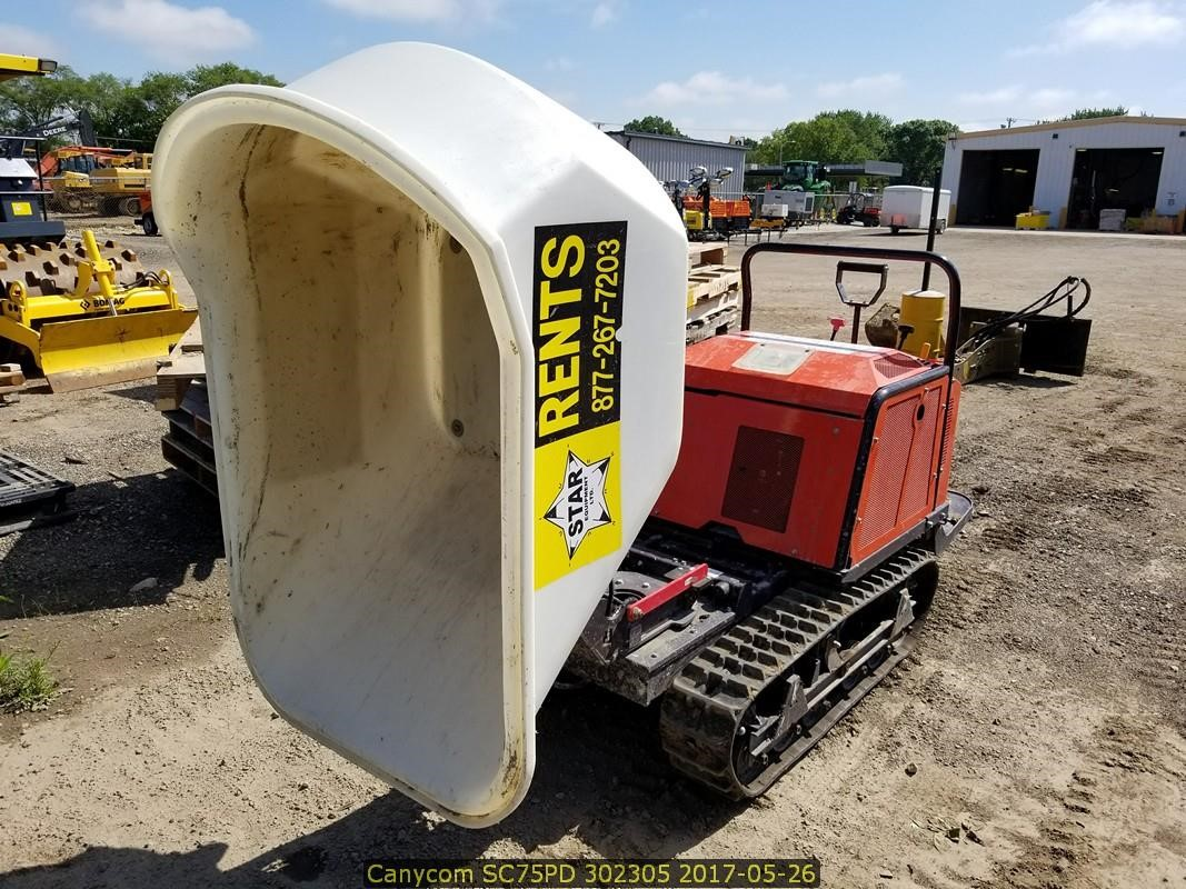 Detail photo of 2016 Canycom SC75 from Construction Equipment Guide